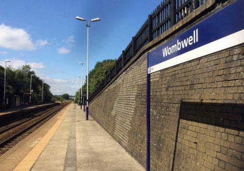 Wombwell Train Station